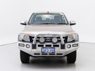 2015 Ford Ranger PX XLT 3.2 (4x4) Gold 6 Speed Automatic Double Cab Pick Up.