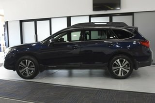 2018 Subaru Outback MY17 2.5I (fleet Edition) Blue Continuous Variable Wagon
