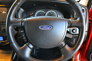 2008 Ford Escape ZD Red 4 Speed Automatic SUV