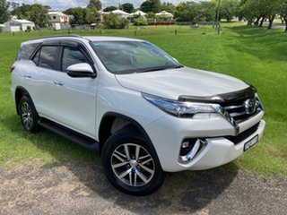 2020 Toyota Fortuner GUN156R Crusade Crystal Pearl 6 Speed Automatic Wagon.