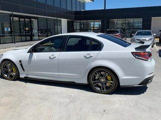 2016 Holden Special Vehicles GTS Gen-F2 MY16 White 6 Speed Sports Automatic Sedan