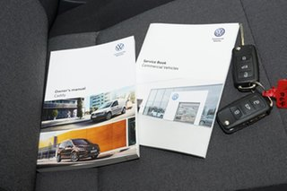 2020 Volkswagen Caddy 2KN MY20 TSI220 Maxi DSG Candy White 7 Speed Sports Automatic Dual Clutch Van