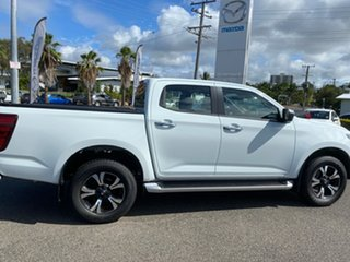 2020 Mazda BT-50 Ice White.