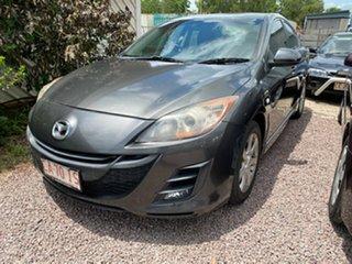2010 Mazda 3 BL10C1 MZR-CD Grey 6 Speed Manual Sedan.