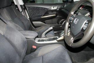 2013 Honda Civic 9th Gen MY13 VTi-L Grey 5 Speed Sports Automatic Hatchback