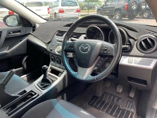 2010 Mazda 3 BL10C1 MZR-CD Grey 6 Speed Manual Sedan