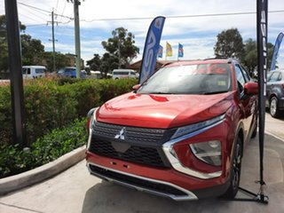 2020 Mitsubishi Eclipse Cross YB MY21 LS 2WD P62 8 Speed Constant Variable Wagon.