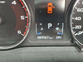 2015 Mitsubishi Pajero Sport QE MY16 Exceed White 8 Speed Sports Automatic Wagon