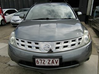 2005 Nissan Murano Z50 TI Grey 6 Speed Constant Variable Wagon