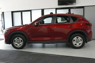 2018 Mazda CX-5 MY17.5 (KF Series 2) Maxx (4x2) Red 6 Speed Automatic Wagon