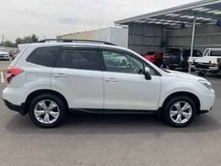 2013 Subaru Forester S4 MY13 2.5i-L Lineartronic AWD White 6 Speed Constant Variable Wagon
