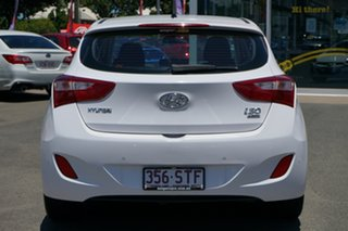 2012 Hyundai i30 GD Active Creamy White 6 Speed Manual Hatchback