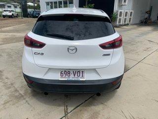 2015 Mazda CX-3 MAXX White 6 Speed Automatic Wagon