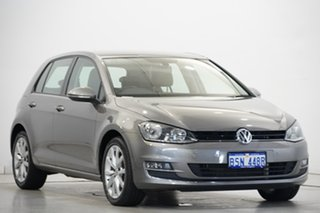 2016 Volkswagen Golf VII MY17 110TDI DSG Highline Grey 6 Speed Sports Automatic Dual Clutch