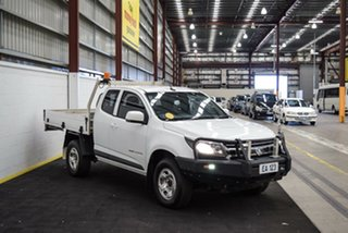 2016 Holden Colorado RG MY17 LS White 6 Speed Sports Automatic Cab Chassis