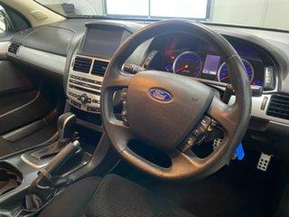 2014 Ford Falcon FG MK2 XR6 White 6 Speed Auto Seq Sportshift Sedan