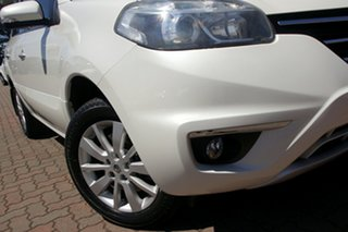 2013 Renault Koleos H45 Phase III Expression Pearl White 1 Speed Constant Variable SUV.