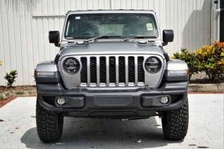 2020 Jeep Wrangler JL MY21 Unlimited Rubicon Billet 8 Speed Automatic Hardtop.