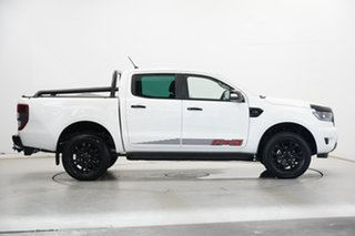2020 Ford Ranger PX MkIII 2020.25MY FX4 White 10 Speed Sports Automatic Double Cab Pick Up