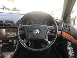 1996 BMW 5 Series E34 525i Executive Silver 5 Speed Automatic Sedan