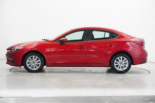 2017 Mazda 3 BN5278 Touring SKYACTIV-Drive Soul Red 6 Speed Sports Automatic Sedan.