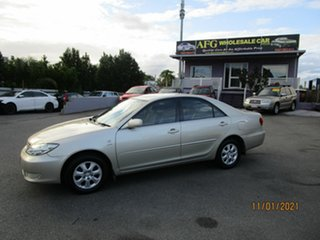2005 Toyota Camry ACV36R 06 Upgrade Altise Limited Beige 4 Speed Automatic Sedan