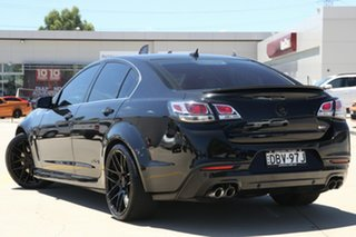 2015 Holden Commodore VF II SS-V Redline Black 6 Speed Automatic Sedan.