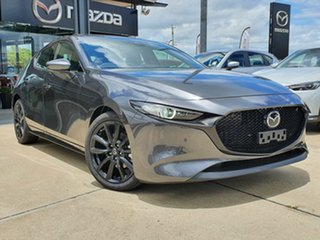 2020 Mazda 3 X20 ASTINA Grey 6 Speed Automatic Hatchback.