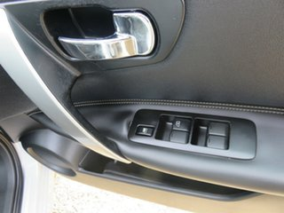 2008 Nissan Dualis J10 Ti AWD Silver 6 Speed Manual Hatchback