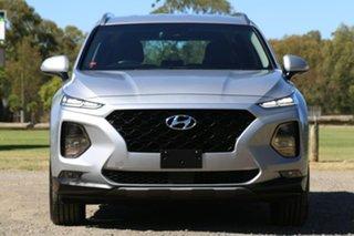 2019 Hyundai Santa Fe TM MY19 Active Silver 8 Speed Sports Automatic Wagon