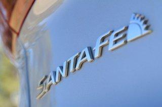 2019 Hyundai Santa Fe TM MY19 Active Silver 8 Speed Sports Automatic Wagon.