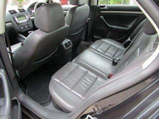 2007 Volkswagen Jetta 1KM MY08 Upgrade 2.0 FSI Black 6 Speed Tiptronic Sedan