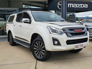 2019 Isuzu D-MAX X-Runner White 6 Speed Automatic Dual Cab.