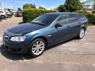 2011 Holden Berlina VE II Sportwagon Blue 6 Speed Sports Automatic Wagon