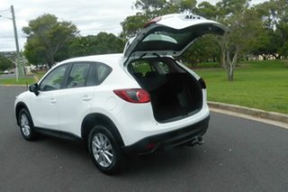 2015 Mazda CX-5 White 6 Speed Auto Active Select Wagon