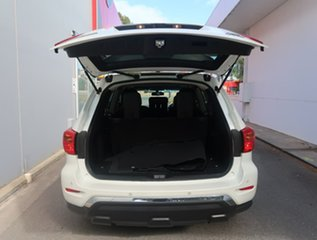 2016 Nissan Pathfinder R52 Series II MY17 ST-L X-tronic 4WD White 1 Speed Constant Variable Wagon