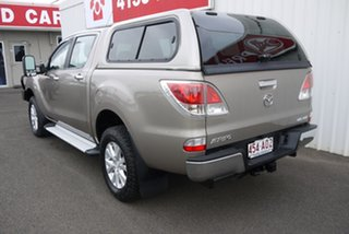2013 Mazda BT-50 MY13 GT (4x4) Gold 6 Speed Automatic Dual Cab Utility