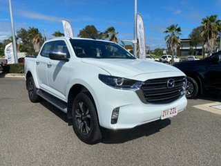 2020 Mazda BT-50 Ice White