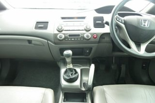 2007 Honda Civic MY07 Sport Charcoal Grey 5 Speed Manual Sedan