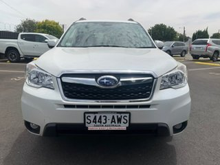 2013 Subaru Forester S4 MY13 2.5i-L Lineartronic AWD White 6 Speed Constant Variable Wagon.