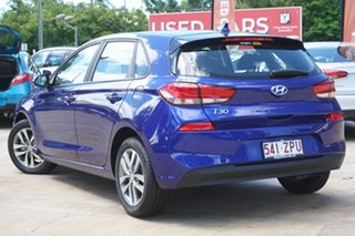 2020 Hyundai i30 PD2 MY20 Active Blue 6 Speed Sports Automatic Hatchback