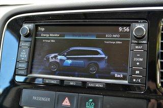 2015 Mitsubishi Outlander ZJ MY14.5 PHEV AWD Aspire Grey 1 Speed Automatic Wagon Hybrid
