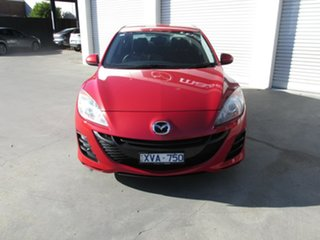 2010 Mazda 3 BL10F1 MY10 Neo Activematic Red 5 Speed Sports Automatic Sedan.