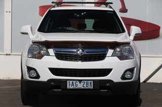 2013 Holden Captiva CG MY13 5 AWD LT White 6 Speed Sports Automatic Wagon