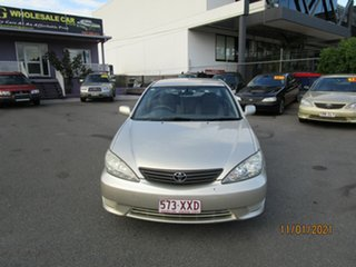 2005 Toyota Camry ACV36R 06 Upgrade Altise Limited Beige 4 Speed Automatic Sedan.