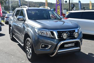 2017 Nissan Navara D23 S2 ST-X Grey 7 Speed Sports Automatic Utility