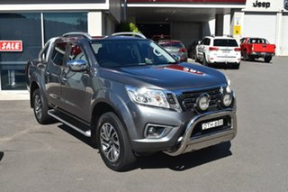 2017 Nissan Navara D23 S2 ST-X Grey 7 Speed Sports Automatic Utility.