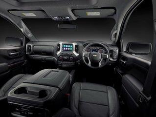 2020 Chevrolet Silverado T1 MY21 1500 Pickup Crew Cab LTZ Premium Silver Ice 10 Speed Automatic