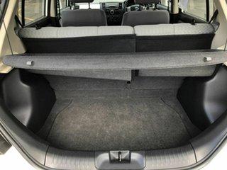 2009 Nissan Tiida C11 MY07 ST White 4 Speed Automatic Hatchback