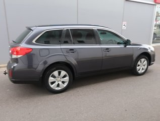 2011 Subaru Outback B5A MY11 2.5i Lineartronic AWD Grey 6 Speed Constant Variable Wagon